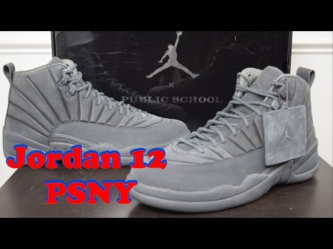 separation shoes fc726 5e469 Jordan 12 PSNY / Flight Club Unboxing / @air_tracking ...
