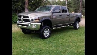 I bought my self a wrecked 2015 Ram 3500 and fixed it!
