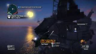 Just Cause 2- settlement completion- Pelantar Gas Panau Selatan