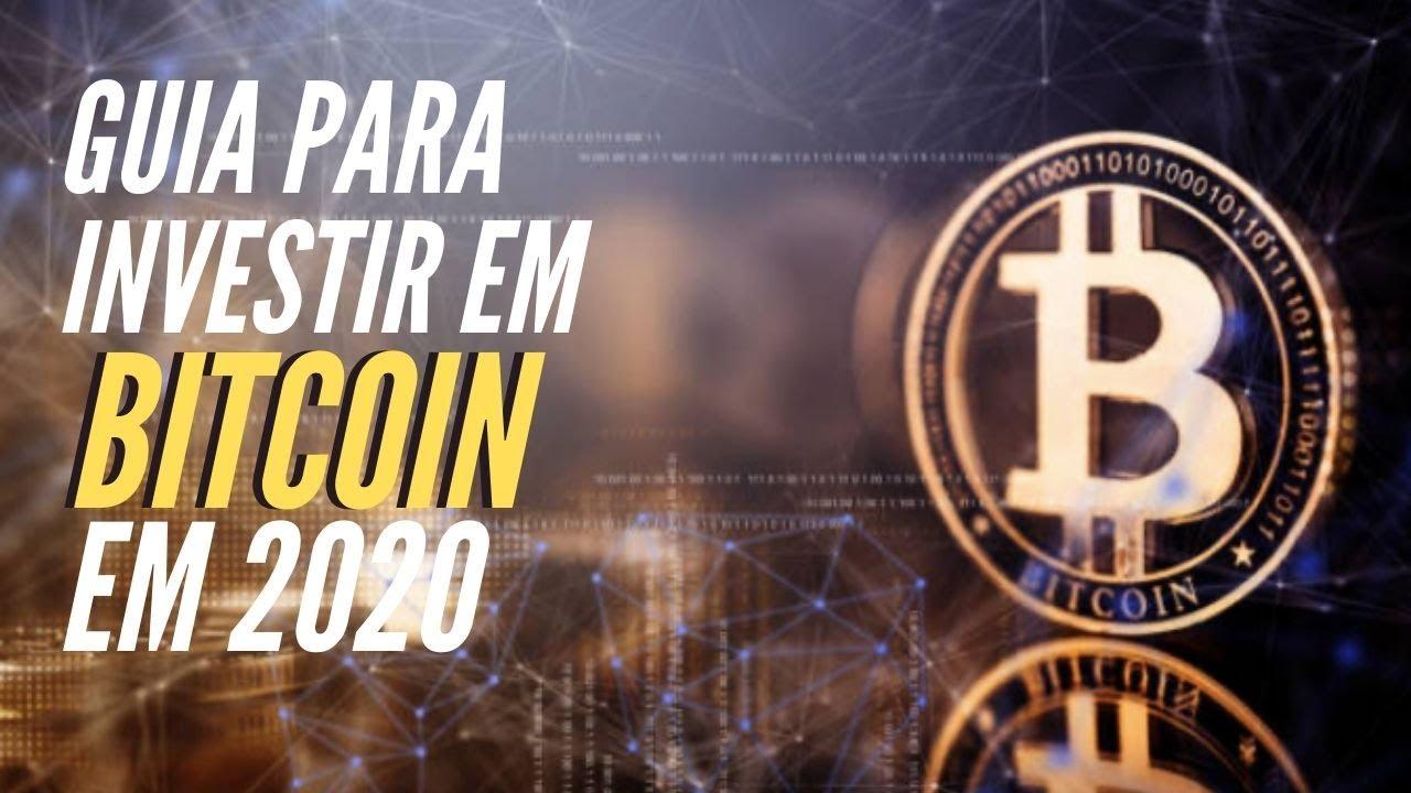COMO INVESTIR EM BITCOIN EM 2020 | PASSO A PASSO - YouTube