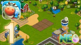 Township: Gameplay Walkthrough Part 1 - Welcome to Township! (iOS - Android)