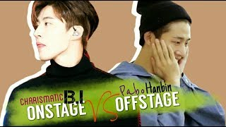 Charismatic B.I ONSTAGE vs Pabo Hanbin OFFSTAGE thumbnail
