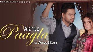 Ve Paagla Ve Paagla inna Pyar Nahi Karde | Akhil new Song | Akhil Love Story |Pagla Akhil New Song