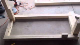 Rebuild Of The 150 Gallon Sps Tank...part 5...part 1 Of 3...diy Stand