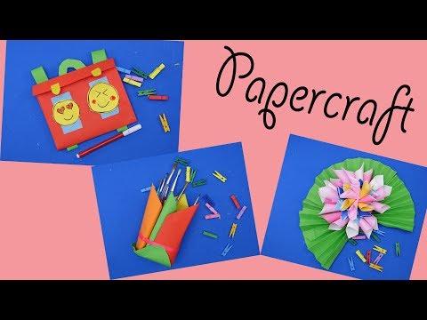 DIY Paper craft ideas for kids | 365 Life Hacks