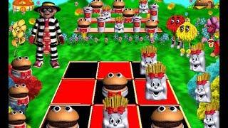 McDonaldland Silly Games