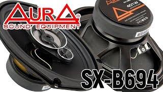 Обзор автомобильных динамиков Aura SX-B694. Прослушка. Сравнение. Рекомендации