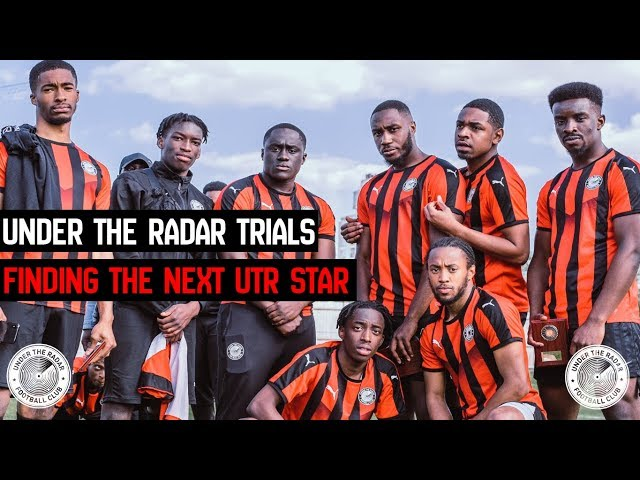 Under The Radar FC - SEARCHING FOR A NEW STAR...