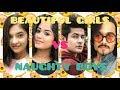 BEAUTIFUL GIRLS VS NAUGHTY BOYS