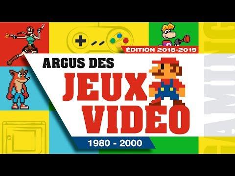 #155 - L'Argus des jeux vidéo de 1980 à 2000
