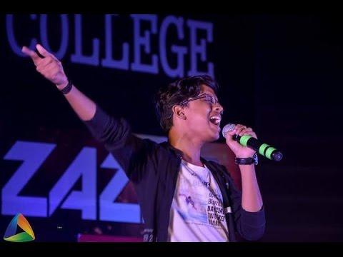 Tu hi meri shab hai[KK] live perfomance   CD  Zazen & Zephyr 2k17 Orissa Engineering College