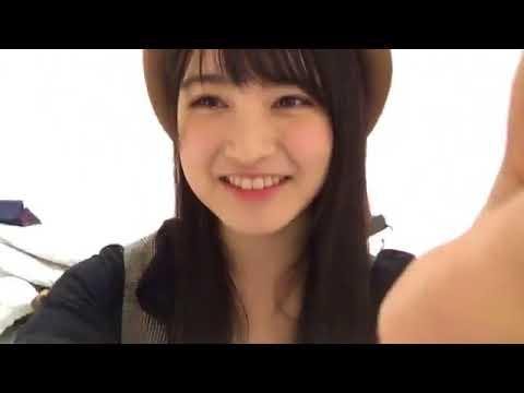 HKT48 Kojina Yui the cutest Japanese girl :) / 神志那結衣 最も可愛い日本の女の子 (SHOWROOM 170130)