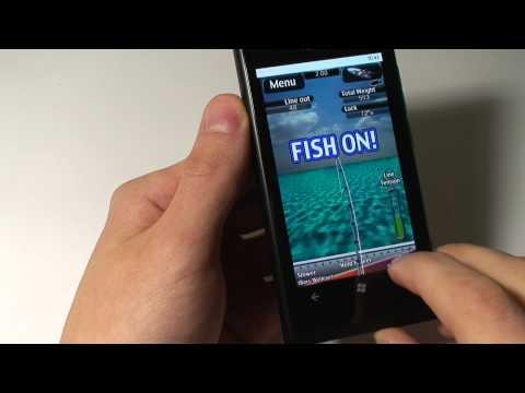Игры для Windows Phone | Рыбалка - WPand.net