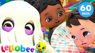 Dressing Up Time! Halloween Costumes! More Nursery Rhymes & Kids Songs ABC & 123 | Little Baby Bum