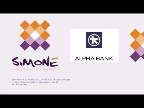 Alpha Bank Kes Kredit rado reklama