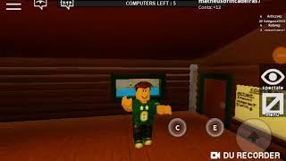 Roblox o salvar vidas/flee the facility(matheus brincadeiras)