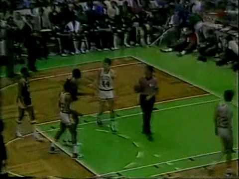 1984 NBA Finals: Lakers at Celtics, Gm 2 part 14/15