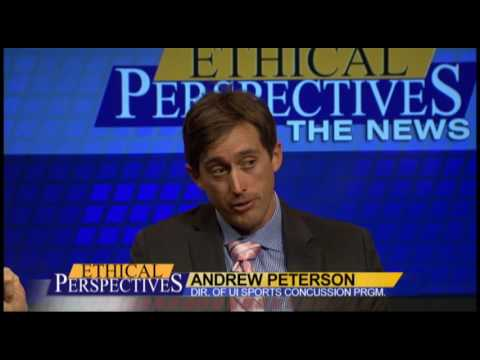 """""""Sports Brain Injuries"""" - Ethical Perspectives on the News 6.12.2016"""