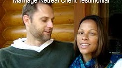 Christian Marriage Retreat - Intensive marriage counseling client testimony
