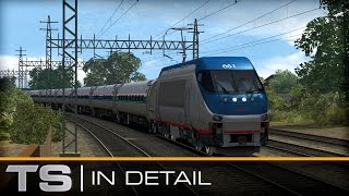 In Detail: Amtrak HHP-8