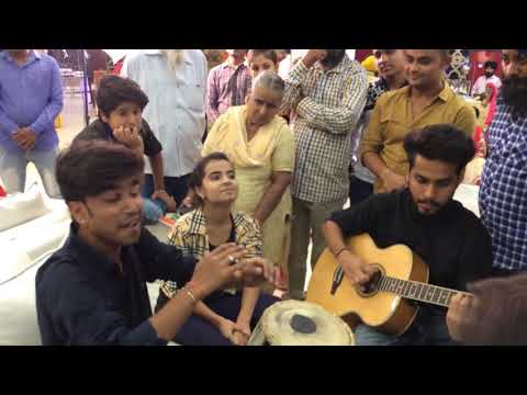 Yaman a fusion band | akash sharma | with #rising_star #Sanjana_bhola