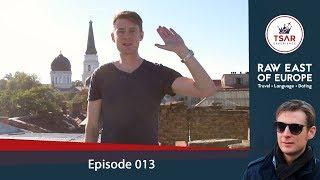 Does speaking RUSSIAN get you more BEAUTIFUL GIRLS? | Vodka Vodcast 013