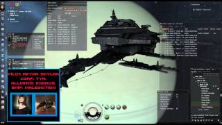 12 Billion ISK Jump Freighter Bump and Gank - SaB0TaG3 / TYR. / Exodus. - EVE Online PVP