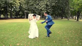 Весёлая свадьба.Вадим и Наталья.Ведущая Ольга Балагур