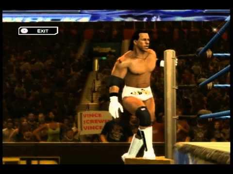 WWE SVR 2011 - Booker T Entrance