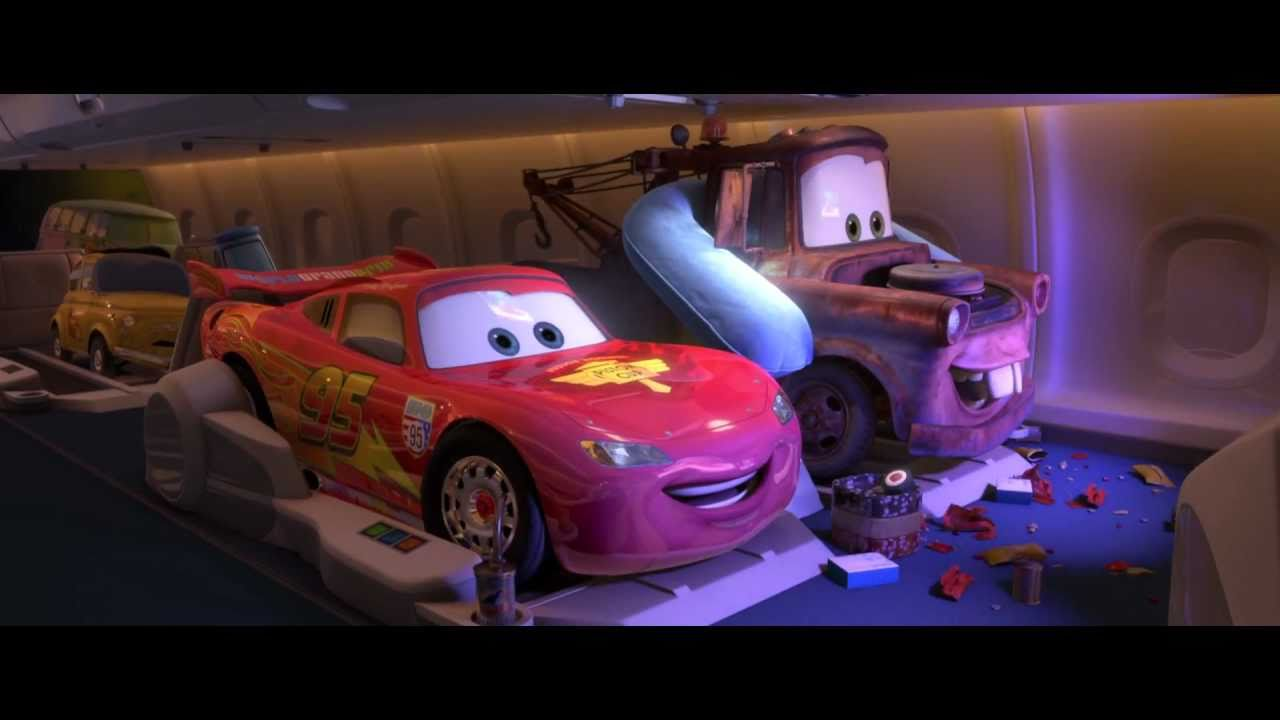 Cars 2 | OFFICIAL trailer #4 US (2011) Disney Pixar - YouTube