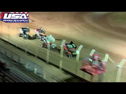 USA Raceway  ASCS Wing Sprint Car Dash September 14 2019