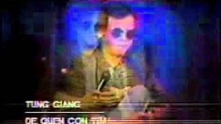 Tung Giang - De Quen Con Tim