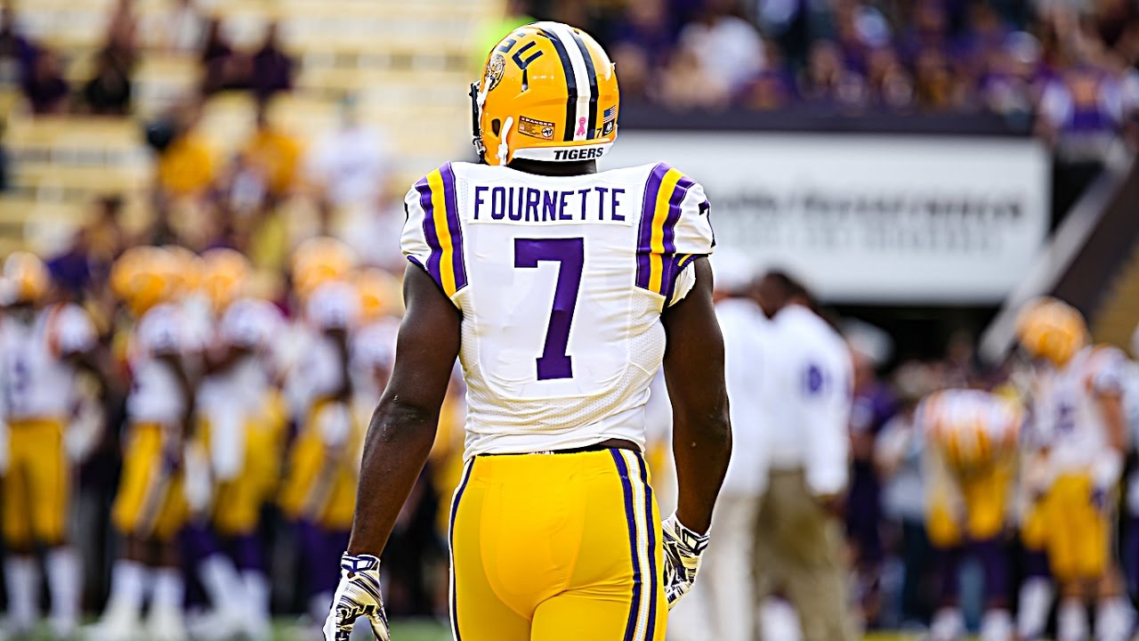 online retailer d7444 d263c Ultimate Leonard Fournette Highlights | HD