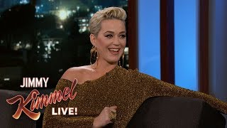 Katy Perry on Orlando Bloom Engagement thumbnail