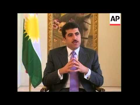 Interview with newly elected Kurdistan's PM