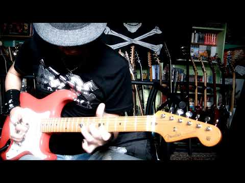 Apache - The Shadows Guitar Cover (HD)