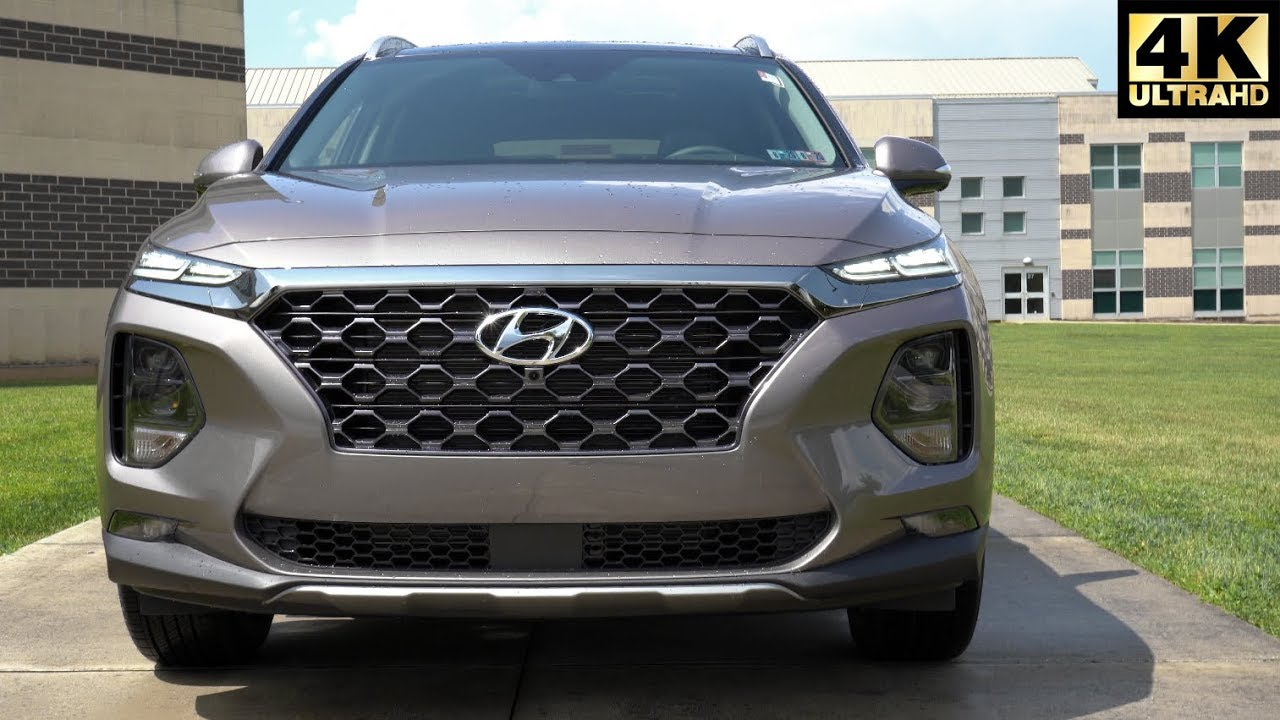 2020 Hyundai Santa Fe Review Still The Value Leader Youtube