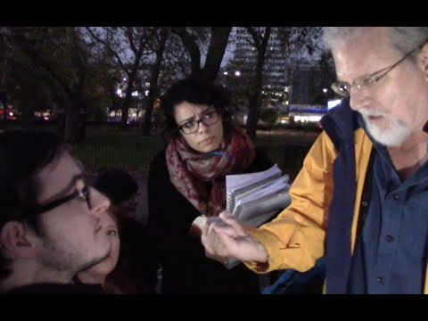 THE PARIS MASSACRE: At Speaker's Corner - Part 1
