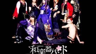 Wagakki Band (和楽器バンド)  - Kagerou Days (カゲロウデイズ)