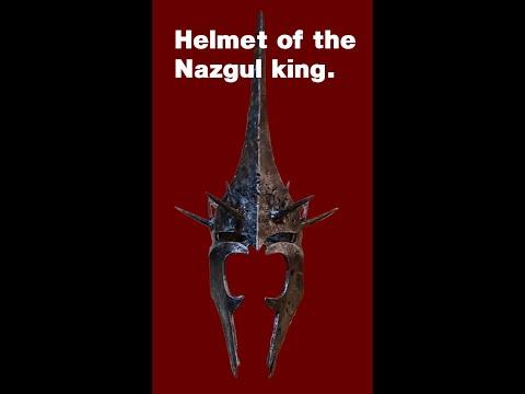 Шлем Назгула.Helmet Of The Nazgul King.
