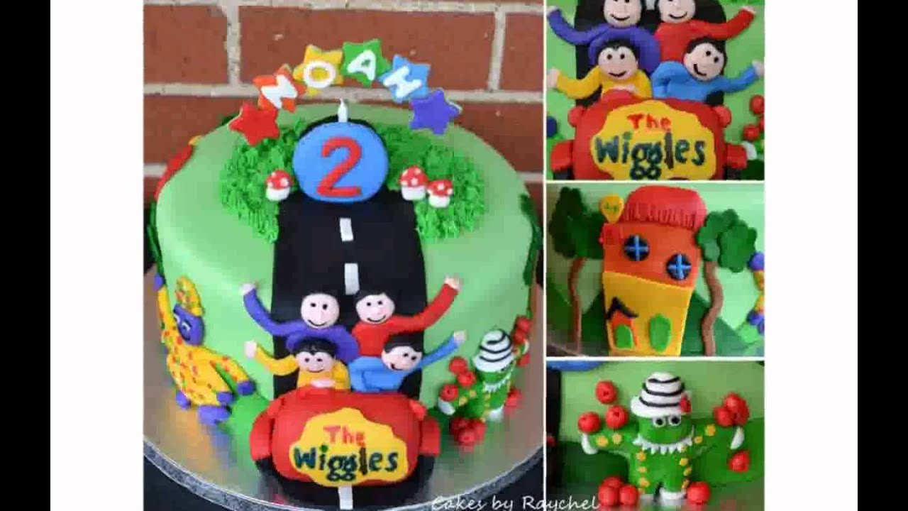 Image Result For Wiggles Birthday Cake Brisbane