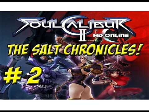 Soul Calibur II HD: The Salt Chronicles Part 2! - YoVideogames