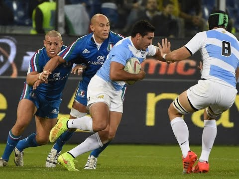 Italy v Argentina  Autumn International FULL Match  2014  GENOA