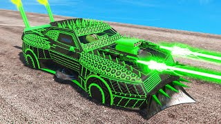 NEW $4,950,000 INDESTRUCTIBLE WARRIOR VEHICLE! (GTA 5 DLC)