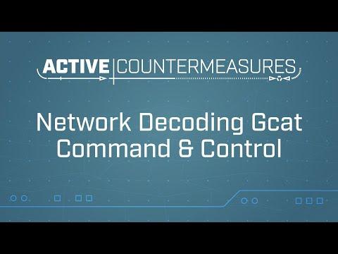 acm-webcast:-network-decoding-gcat-command-&-control