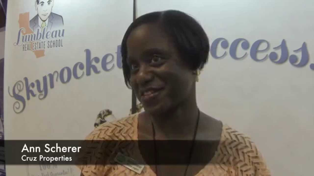 Lumbleau Real Estate School Testimonial #4 - YouTube