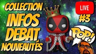 🔴LIVE | LE CHEF OTAKU INSULTE LES COLLECTIONNEURS DE FIGURINES POP ! DEBAT