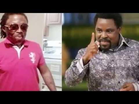 Ghanaian Witch Doctor, Nana Kwaku Bonsam, Battles Prophet TB Joshua Again   YouTubevia torchbrowser