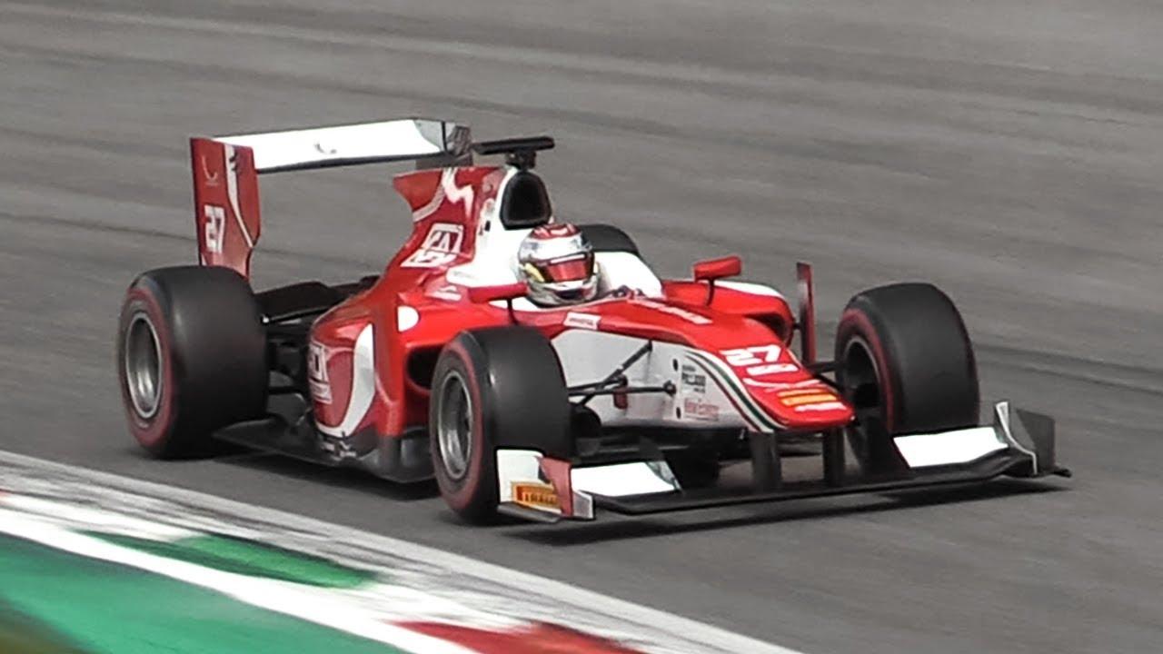 BOSS GP 2019 Monza - Old Formula 1 & GP2 Cars Racing Together!
