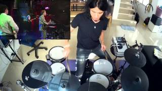 Two Door Cinema Club What You Knowelectric Drum Cover By Neung